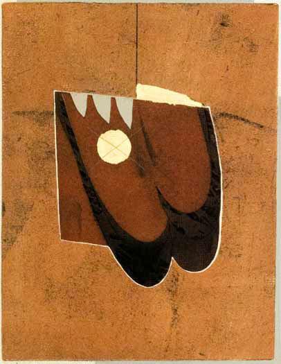 Nieuw Non-figuratieve kunst. Etsen, schilderingen en aquarellen van Jan FJ-63